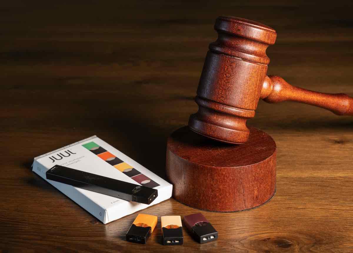 VD JUUL Lawsuits