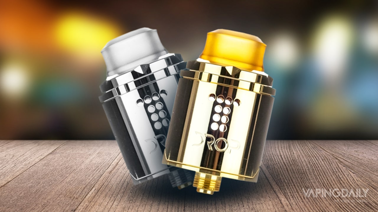 Drop Solo RDA desktop