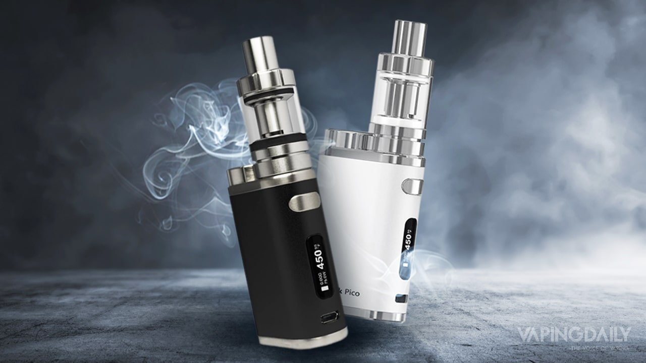 ELeaf iStick Pico Kit desktop