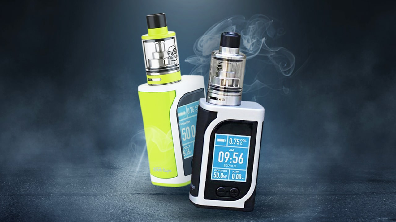 Eleaf iStick Kiya review