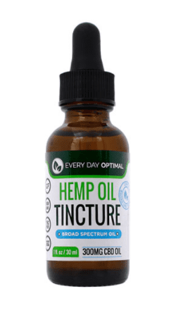 Every Day Optimal CBD Broad Spectrun Oil Tincture