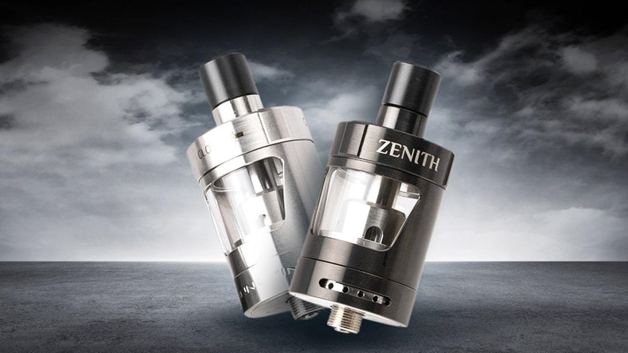 Innokin Zenith Tank review