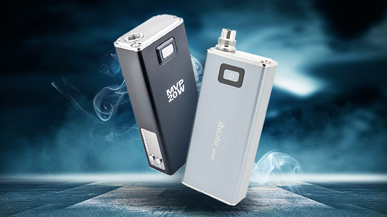 Innokin iTaste MVP 20W Mod Review: A Throwback to the Early Days