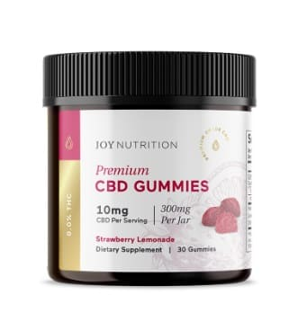 Joy Organic CBD Gummies