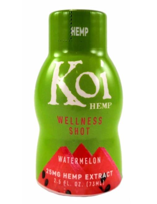 Koi CBD Wellness HEMP Shots