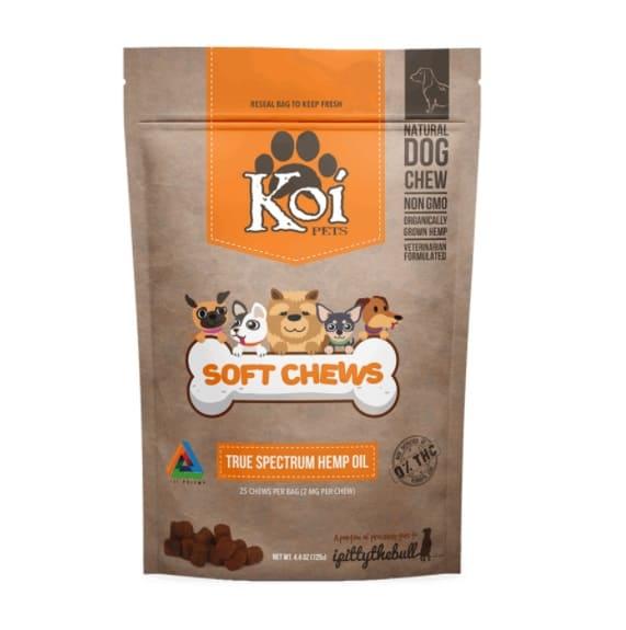 Koi Hemp Extract - CBD Pet Soft Chews
