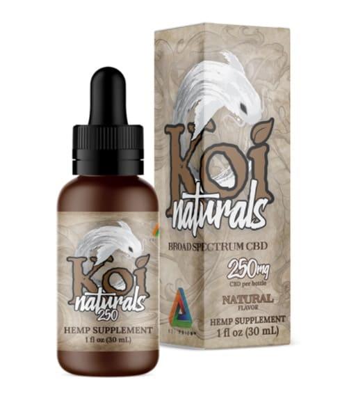 Koi Naturals Hemp Extract CBD Oil