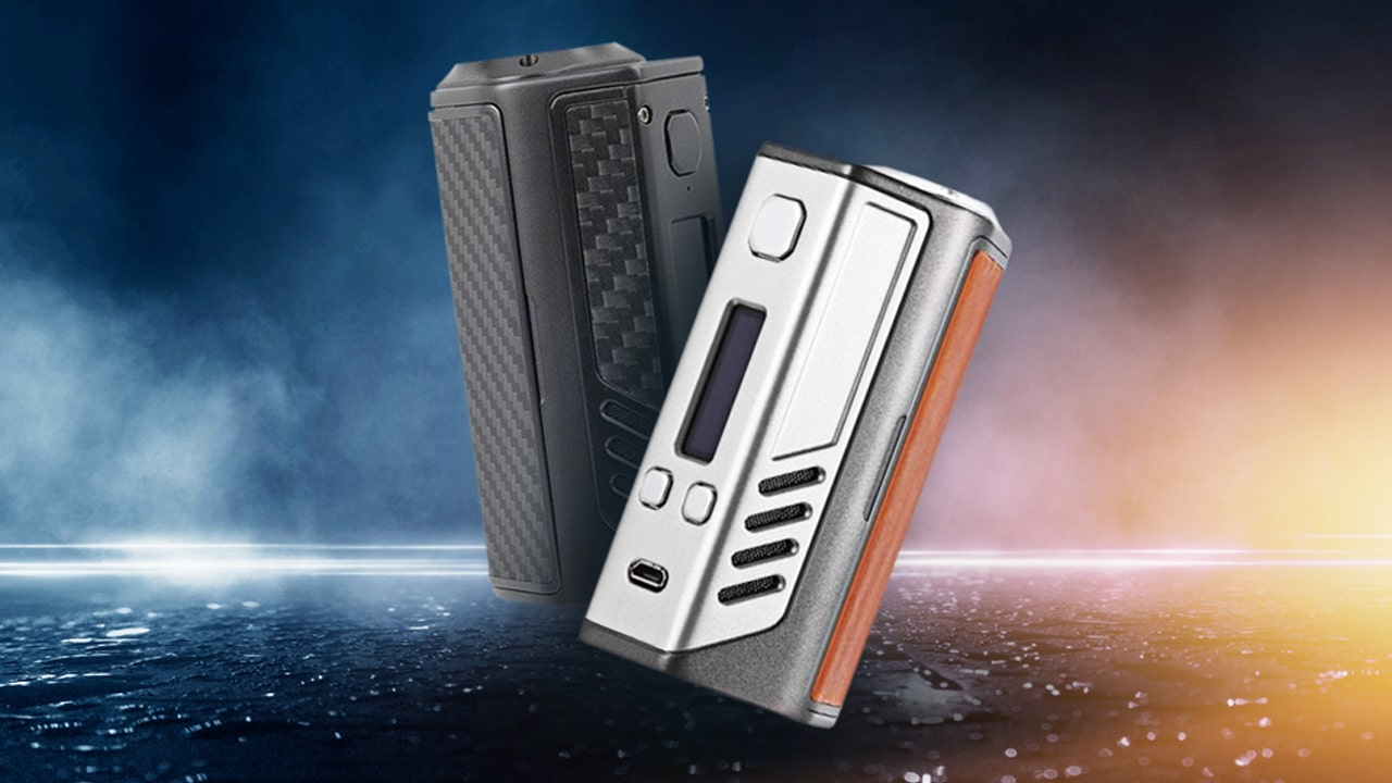 Lost Vape Triade review