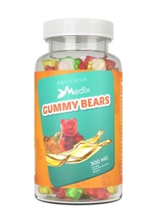 Medix CBD Gummies