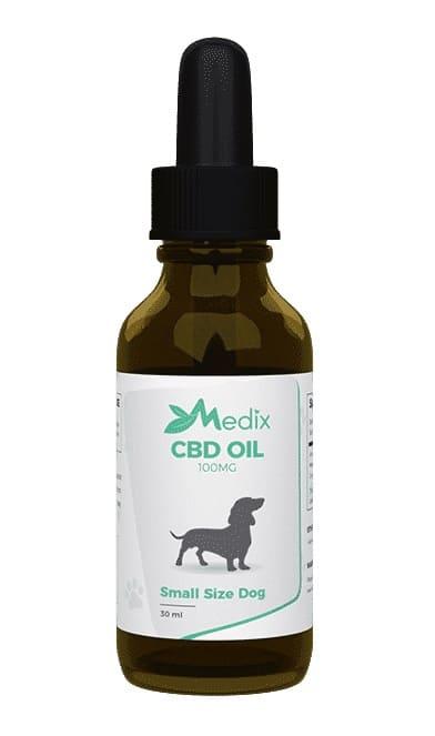 Medix CBD Oil for Dogs