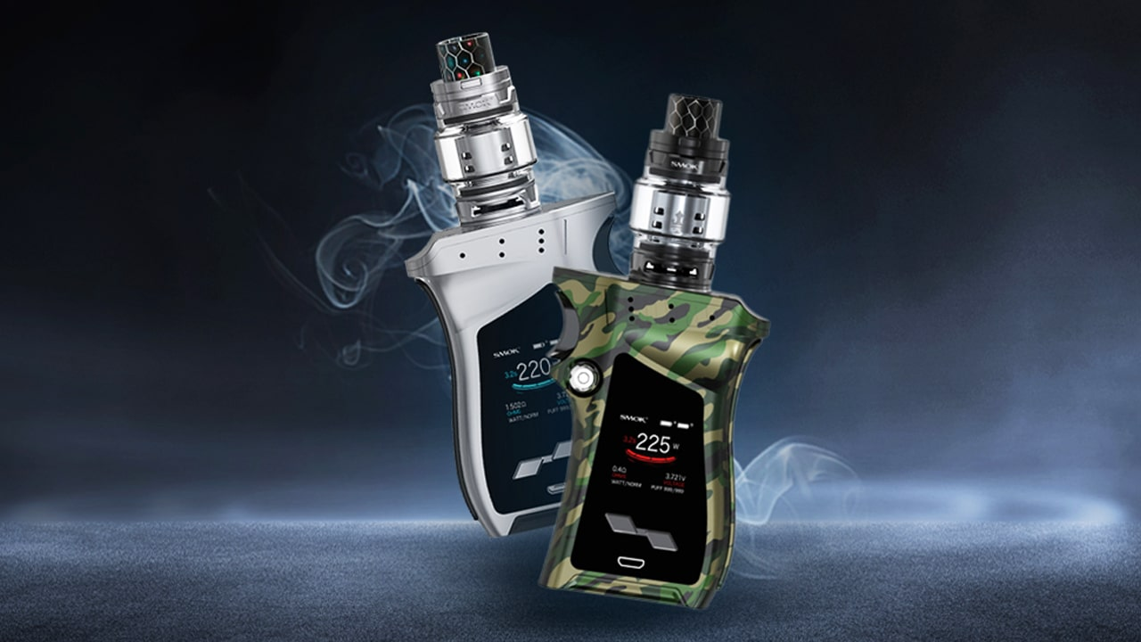 SMOK Mag 225W review