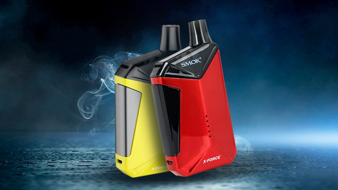 SMOK X-Force review