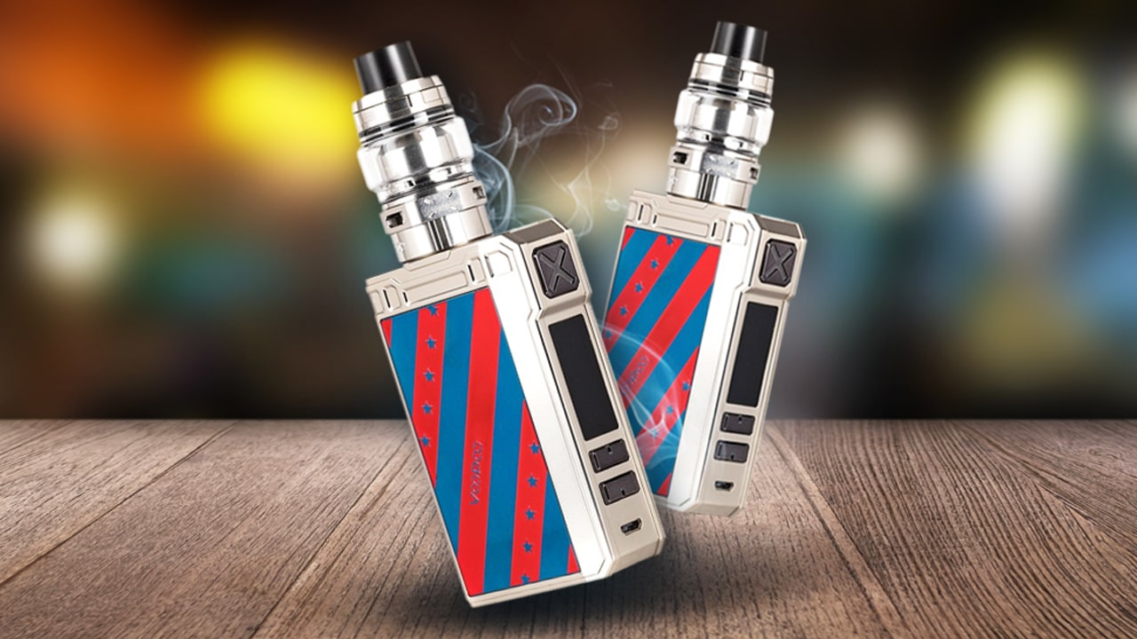 VooPoo Alpha Zip Review: Two New Versions of the Alpha