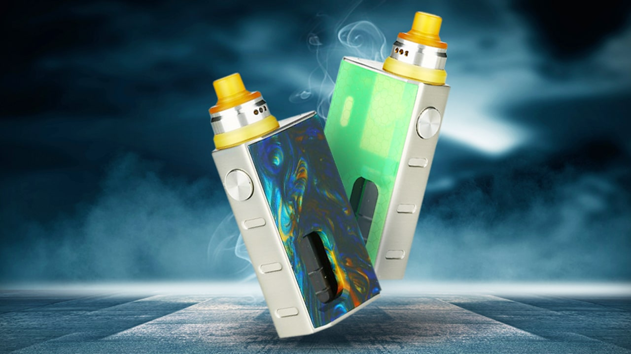 Wismec Luxotic review