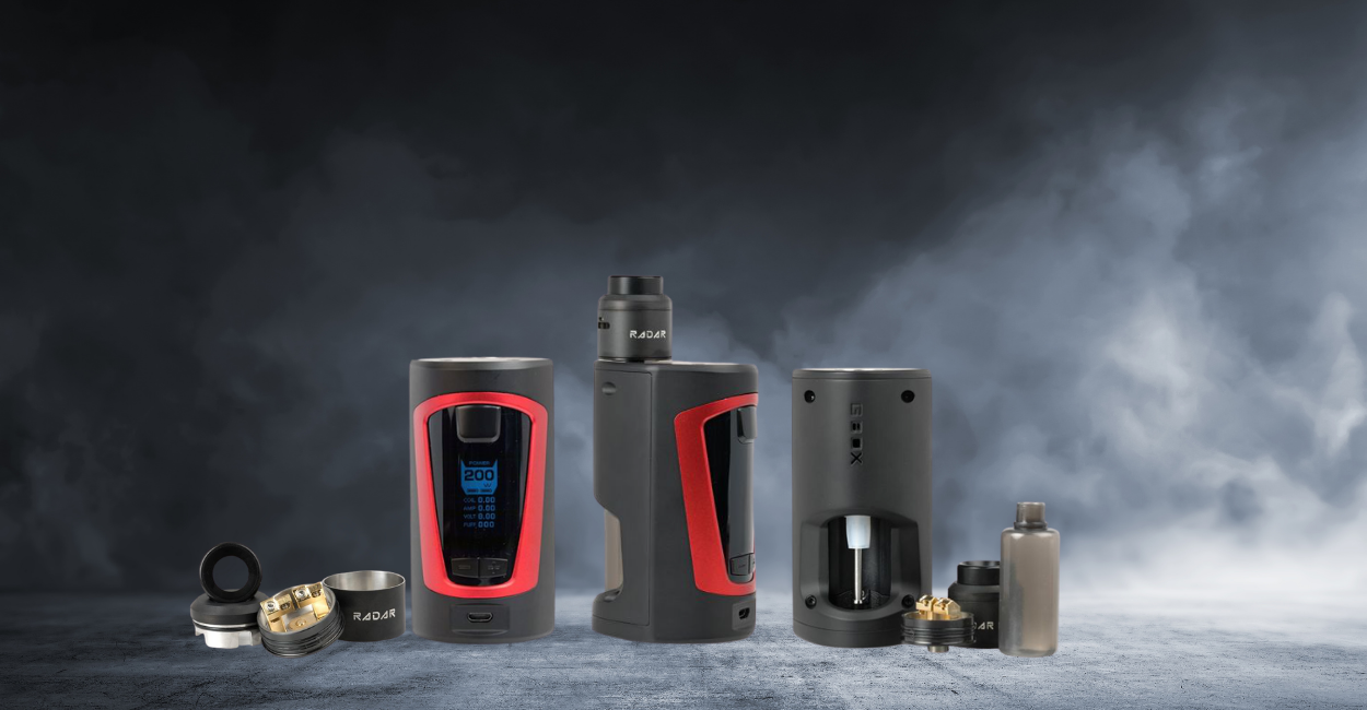 smok Gbox 200W Review