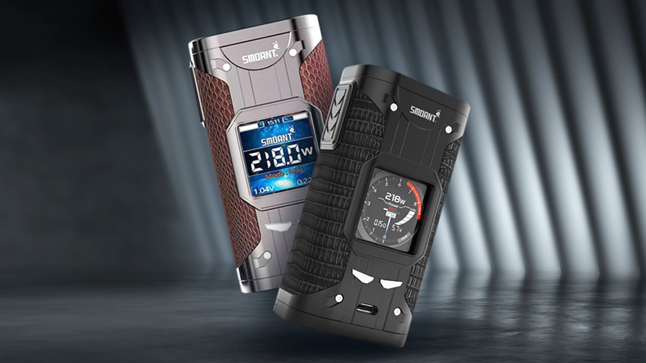 the Smoant Cylon review