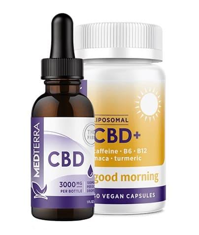 Medterra CBD Morning Wellness Bundle