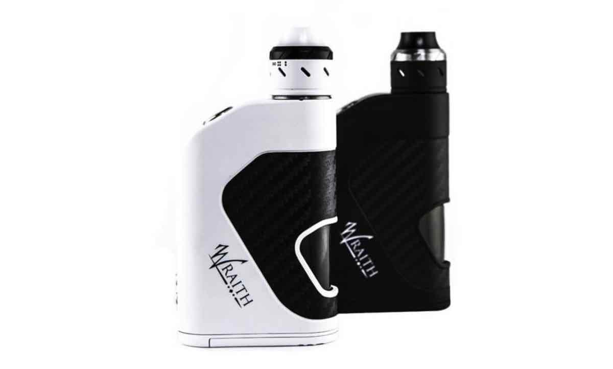 Council of Vapor Wraith: A Monster Squonk Mod for Serious Vapers