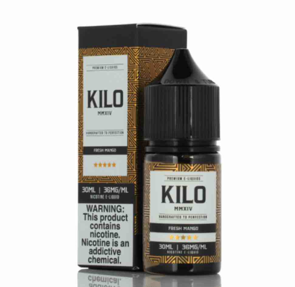 Fresh Mango Salts - Kilo E-Juice