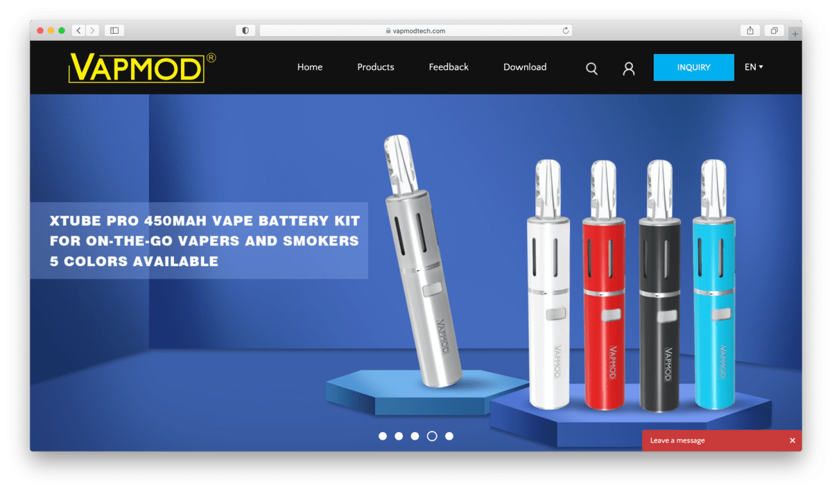 Vapmod Review: What This Brand is All About