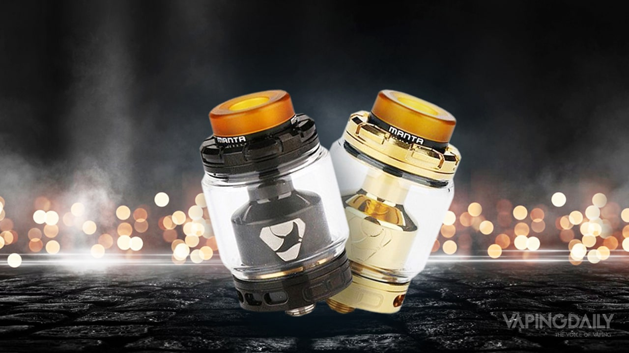 Advken Manta RTA Review: Welcome to Flavor City