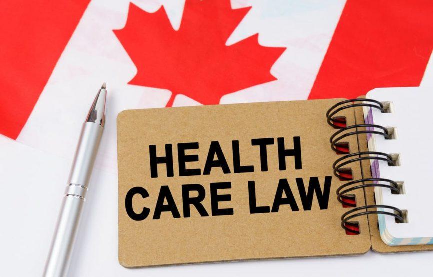 Canada health care law