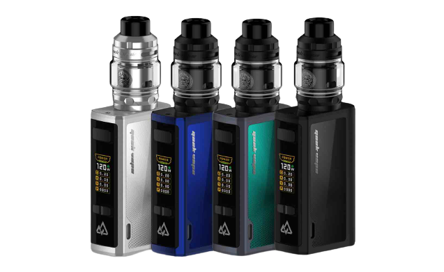 GeekVape Obelisk 120 FC Review: The First Vape that Fast-Charges