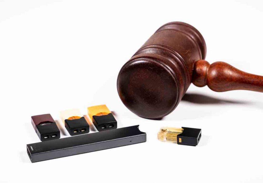 uul e-cigarette or nicotine vapor dispenser box