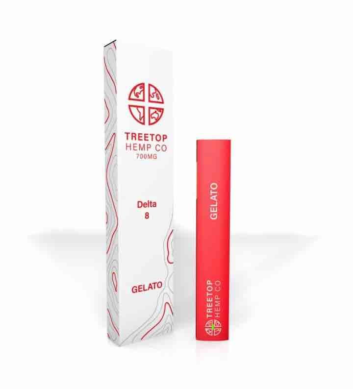 Treetop Hemp CO Delta 8