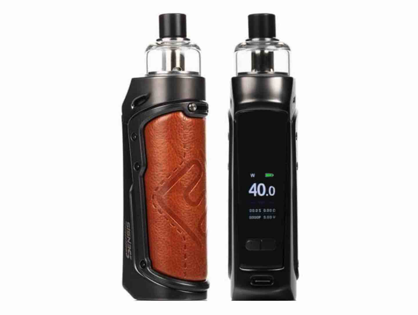 The New Innokin Sensis 40w: Why This Vape Is Suddenly All the Rage