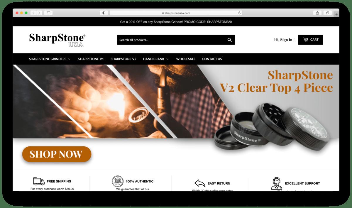 The Sharpstone Grinder: An Affordable Cannabis Shredder