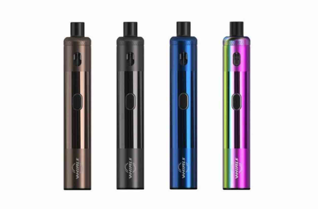 The Uwell Whirl S: An Intuitive and Flavorful AIO Starter Kit