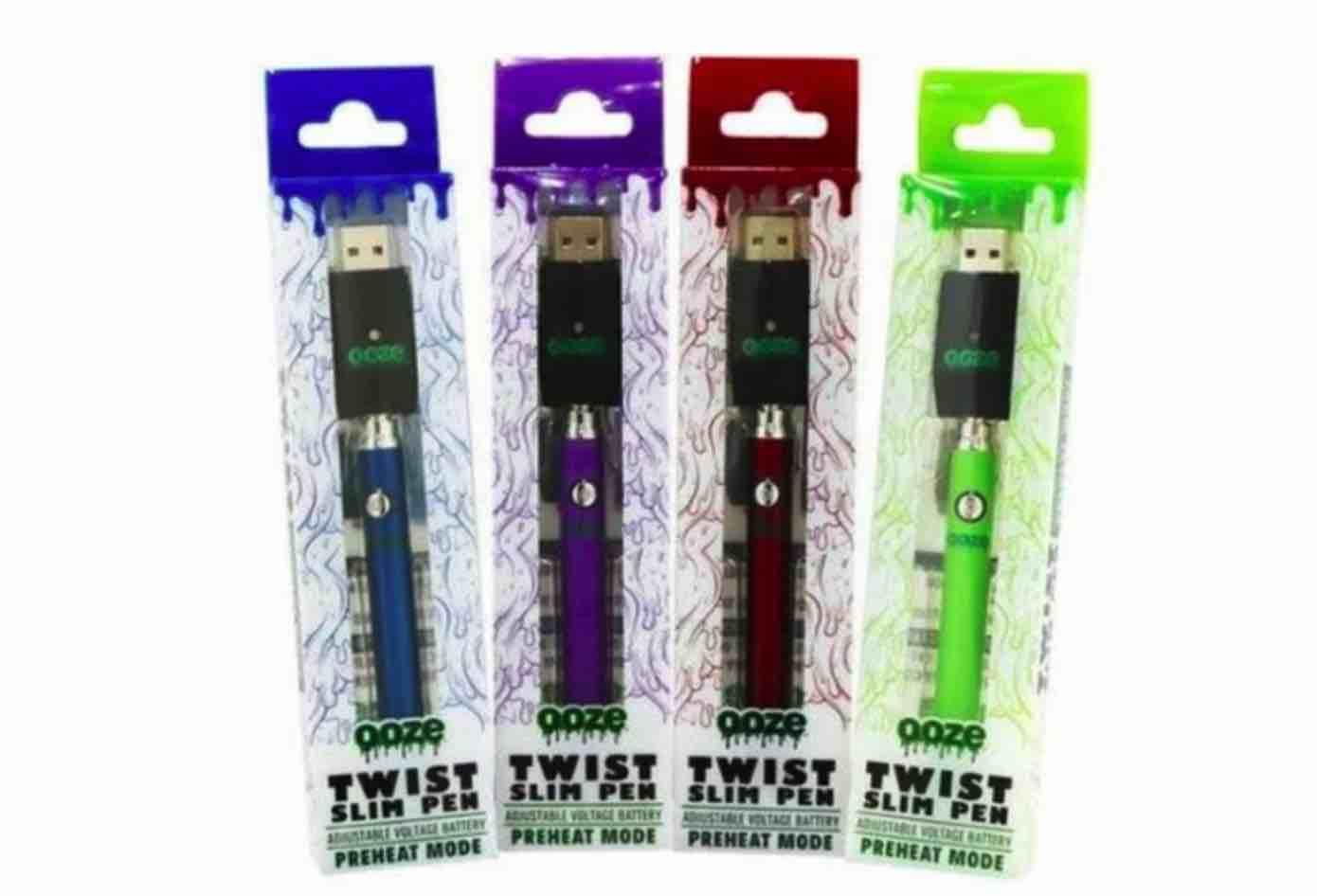 The Ooze Twist Slim Pen Review