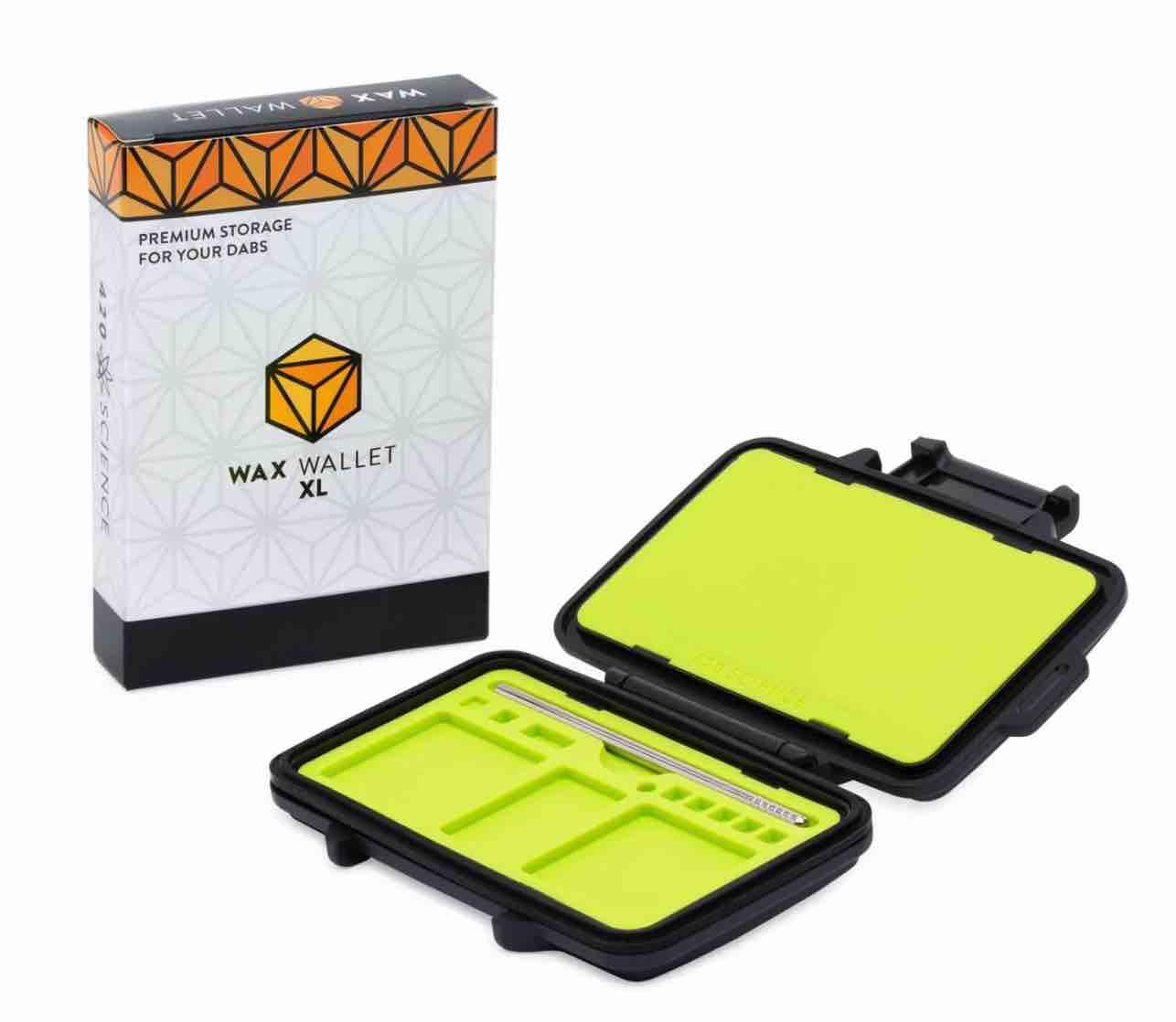 Wax Wallet XL