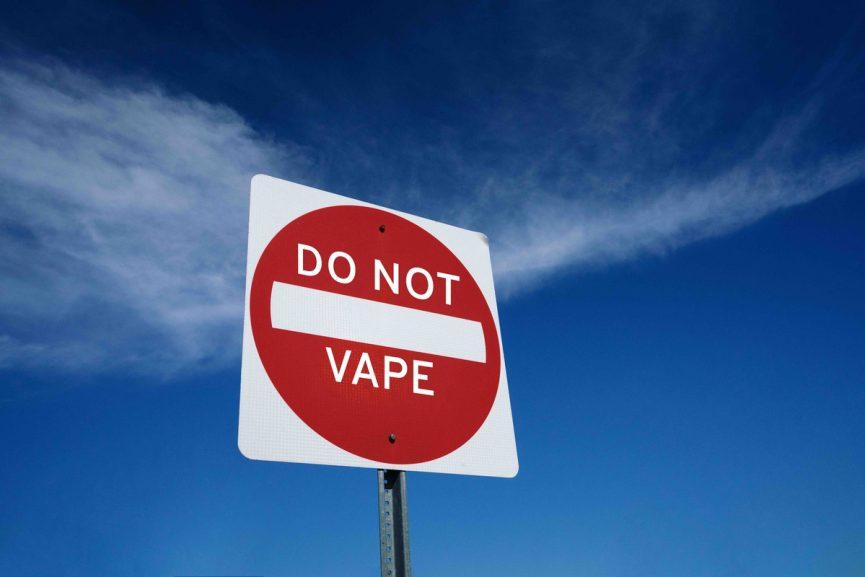 Anti vaping