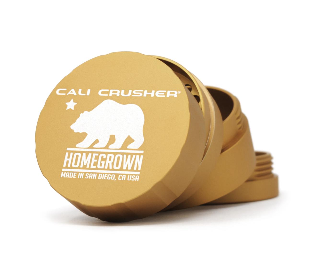Homegrown Standard Grinder Gold