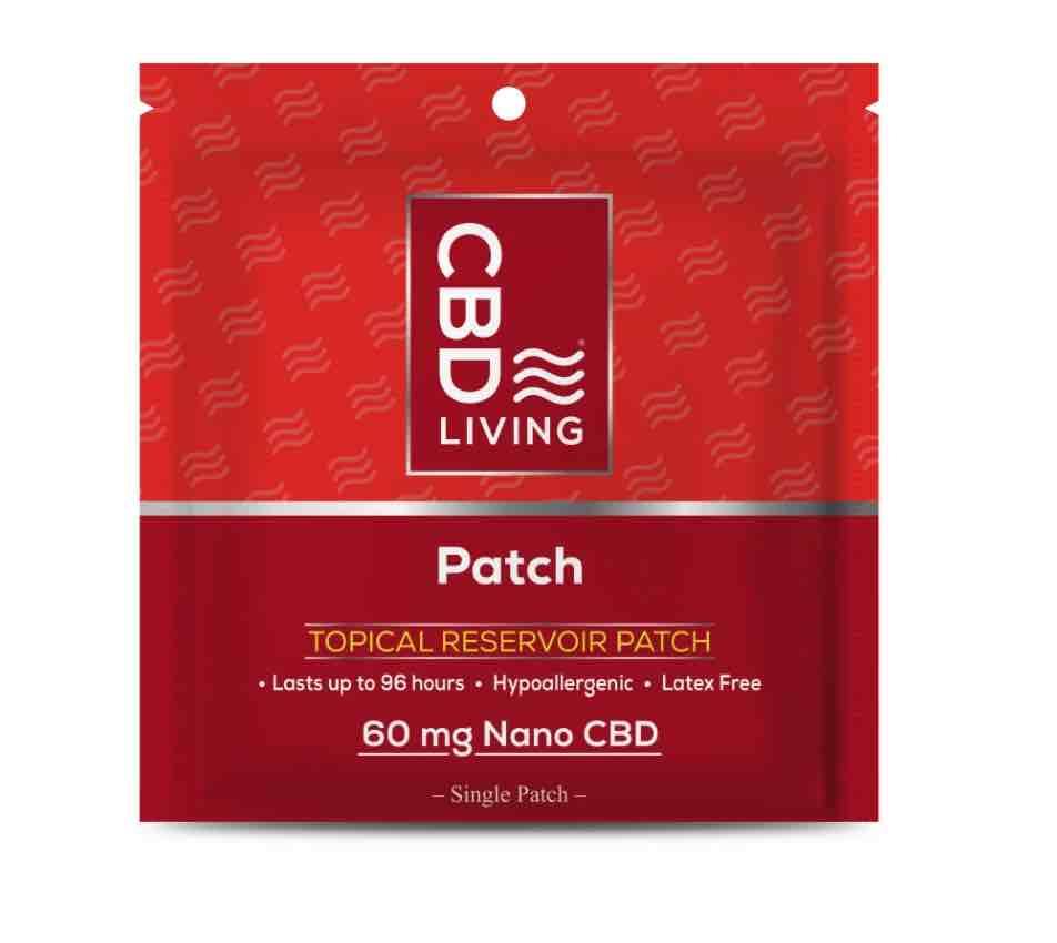 CBD Living Patch Nano CBD