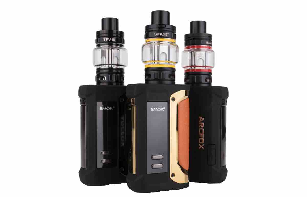 Smok Arcfox 230W Colors
