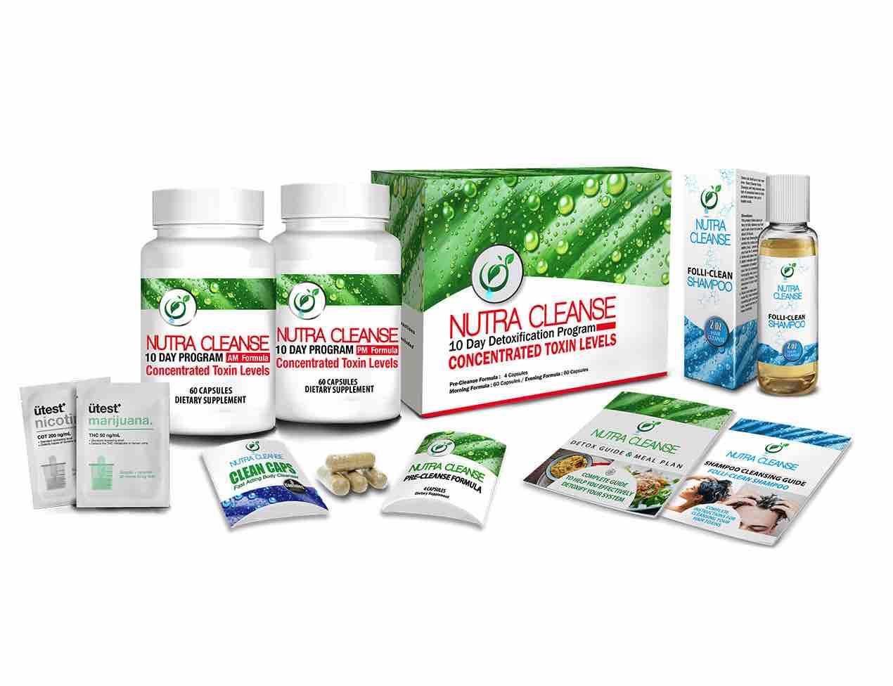 10 Day Ultra Detoxification Program