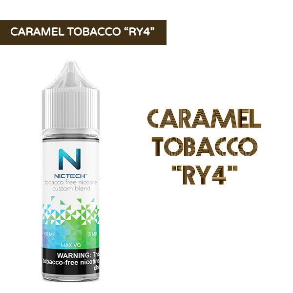 caramel tobacco vape juice