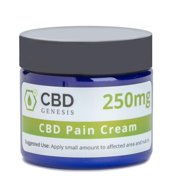 cbd cream genesis