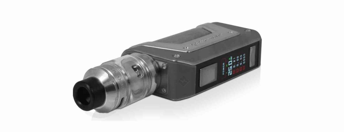 GeekVape L200 Aegis Legend 2 Mod Review