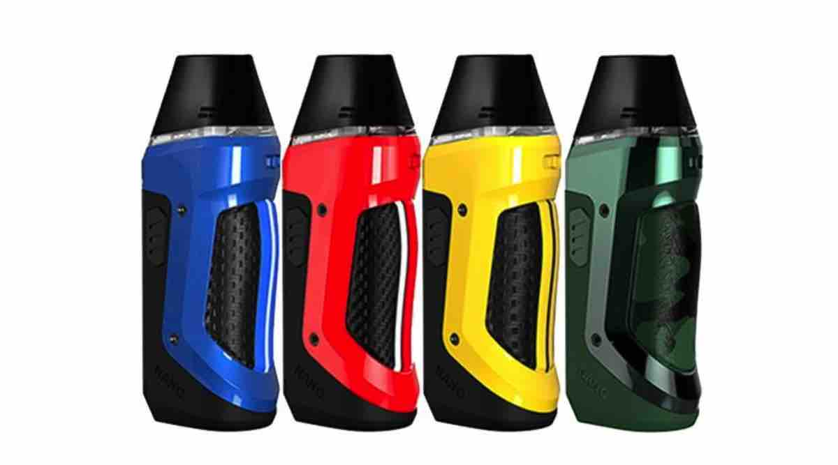The GeekVape Aegis Nano 30w: A Durable and Affordable Workhorse