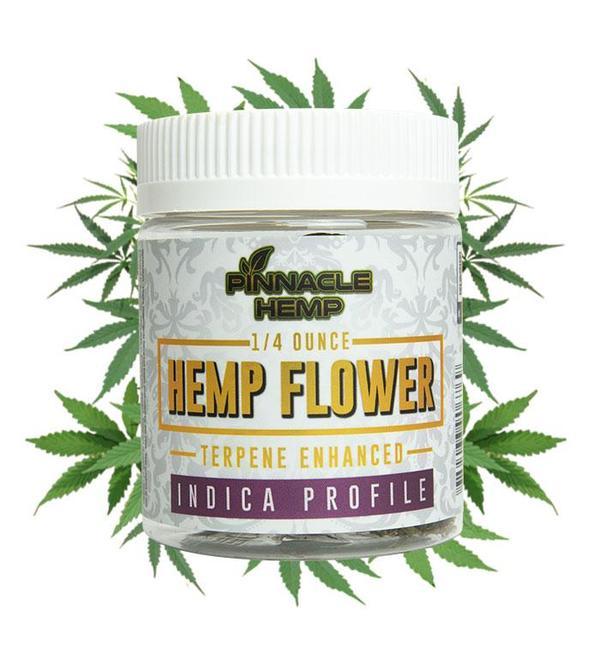 pinnacle hemp flower
