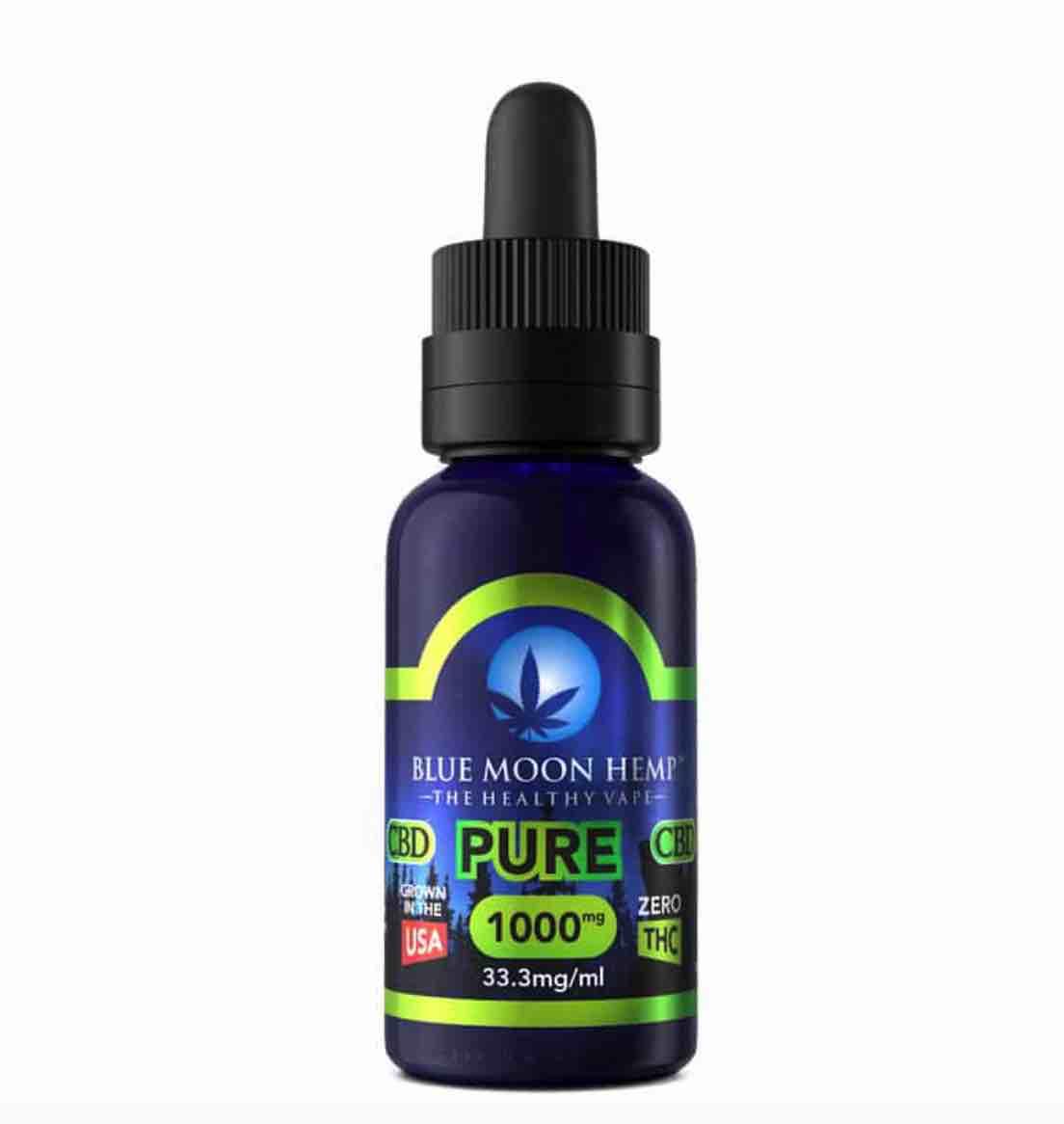Pure And Strongest CBD Vape Oil