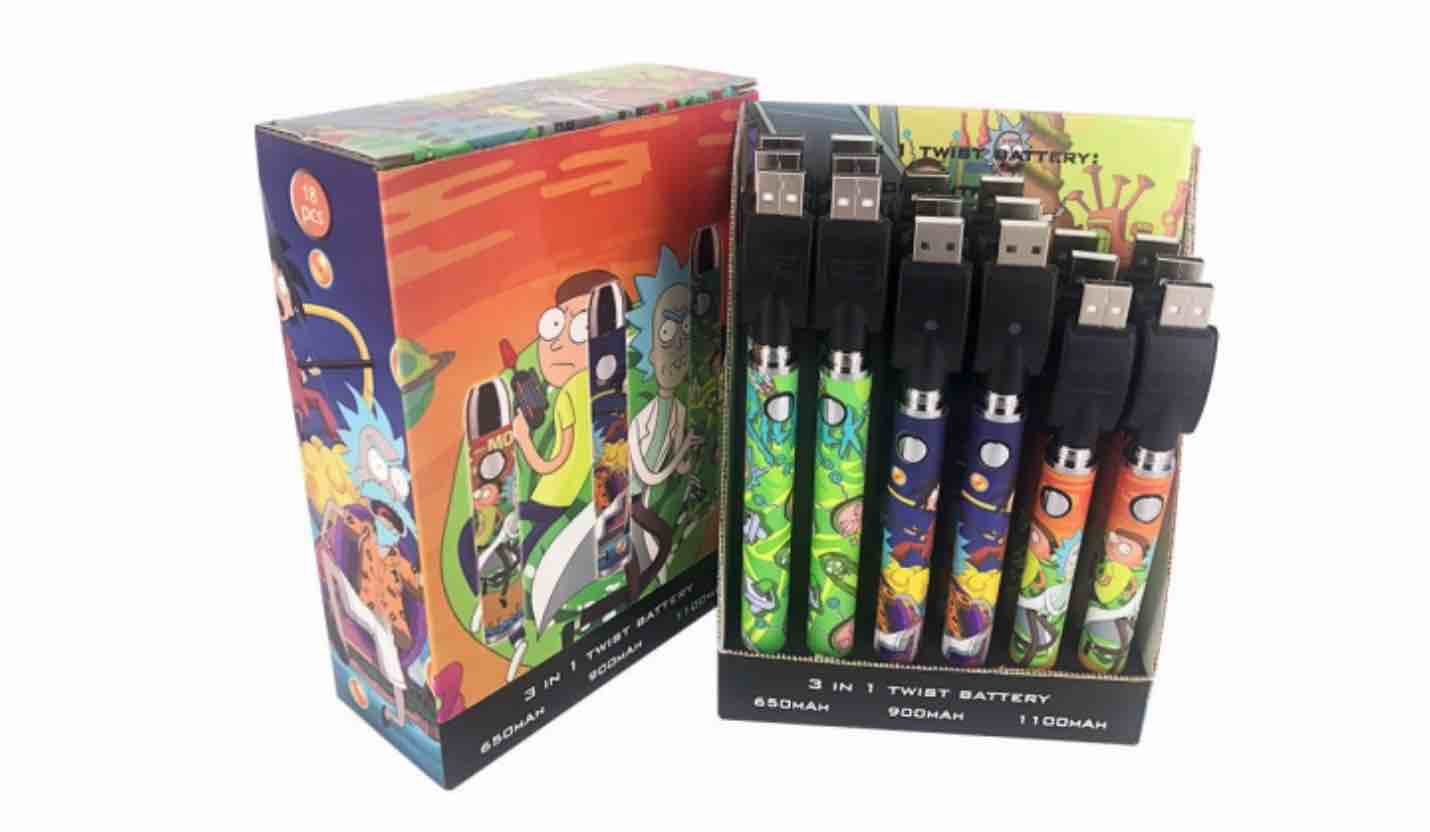 The Rick and Morty Vape Mod: Essential Things to Know About These Vapes
