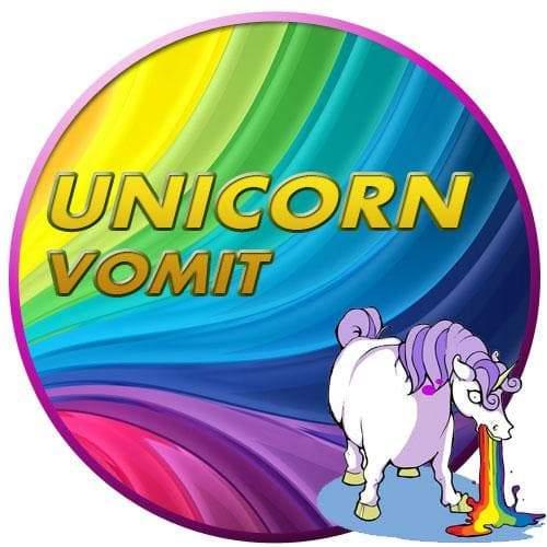 unicorn vomit flavor